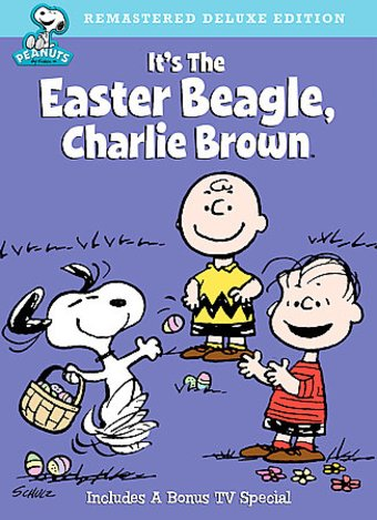 It's the Easter Beagle, Charlie Brown [Deluxe