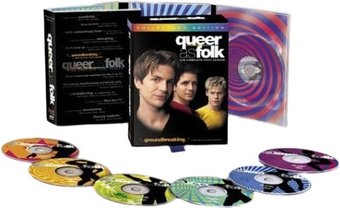 Queer as Folk - Complete 1st Season (6-DVD)