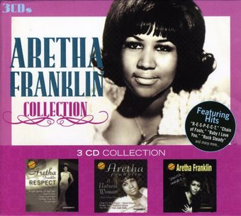 Aretha Franklin Collection (3-CD)