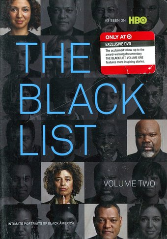 The Black List, Volume 2: Intimate Portraits of