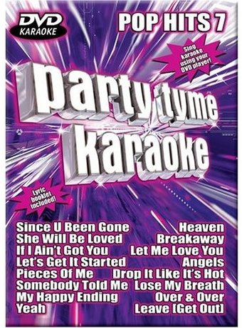 Party Tyme Karaoke - Pop Hits 7