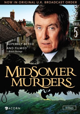 Midsomer Murders - Series 5 (3-DVD)