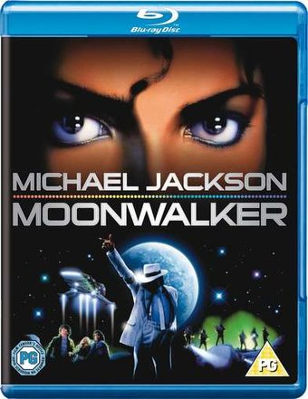 Moonwalker [Import] (Blu-ray)