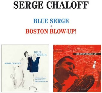 Blue Serge / Boston Blow-Up!