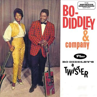 Bo Diddley & Company / Bo Diddley's a Twister