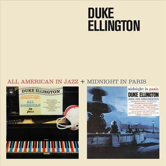 All American in Jazz / Midnight in Paris