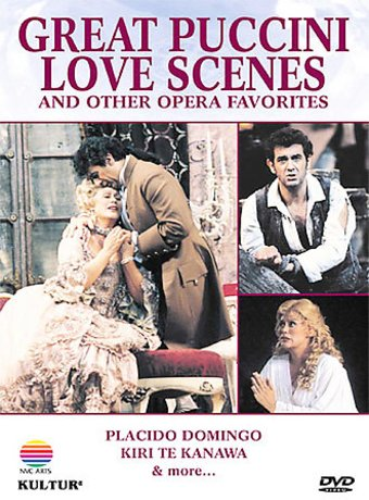 Great Puccini Love Scenes