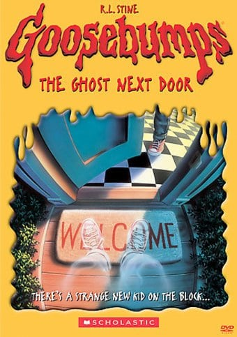 Goosebumps - The Ghost Next Door