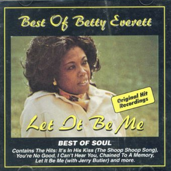 Best of Betty Everett: Let It Be Me