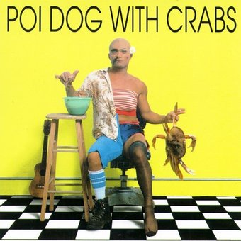 Poi Dog With Crabs