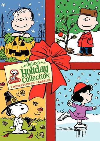 Peanuts - Holiday Collection (Deluxe Edition)