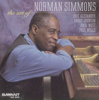 The Art of Norman Simmons