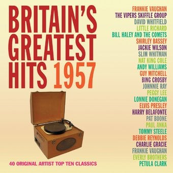 Britain's Greatest Hits 1957 (2-CD)