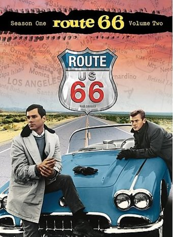 Route 66 - Season 1 - Volume 2 (4-DVD)