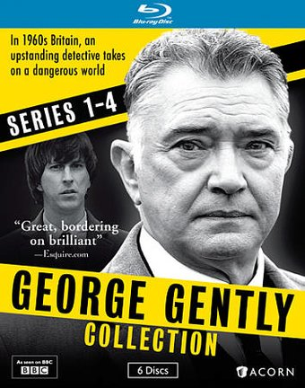 George Gently - Series 1-4 (Blu-ray)