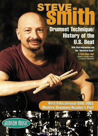 Steve Smith - Drumset Technique: History of the