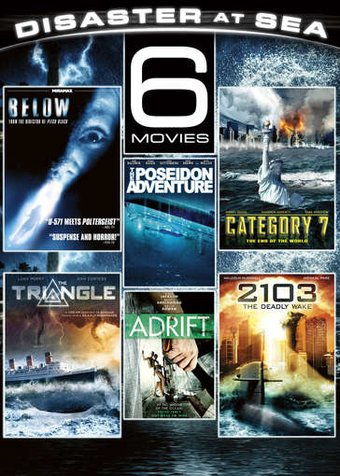 Disaster at Sea: 6 Movies (2-DVD)