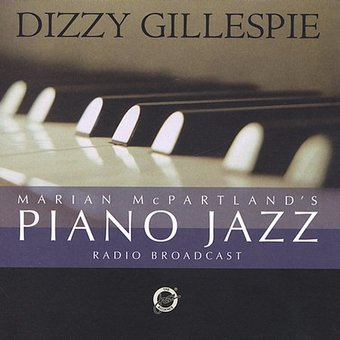 Piano Jazz: McPartland / Gillespie [2003]