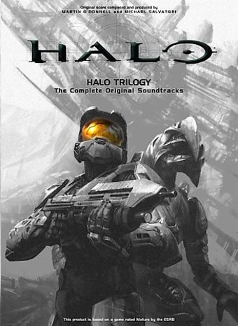 Halo Trilogy (4-CD)