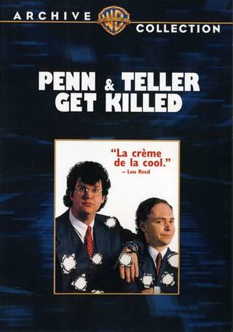 Penn & Teller Get Killed (Widescreen)