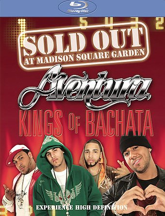 Aventura - Sold Out At Madison Square Garden -