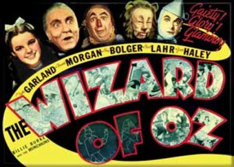 The Wizard of Oz - New Oz Film Poster Photo