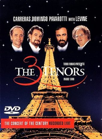 The Three Tenors - Paris 1998