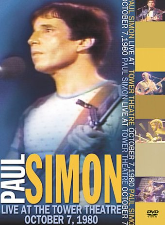 Paul Simon - Live at the Tower Theatre,