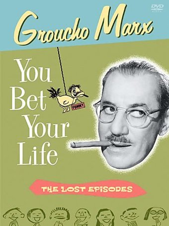 You Bet Your Life - Lost Episodes (3-DVD)