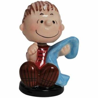 Peanuts - Linus Bobble Head