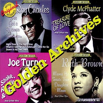Golden Archives (4-CD)
