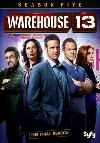 Warehouse 13 - Season 5 (2-DVD)