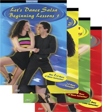 Let's Dance Salsa - Ultimate Collection: From