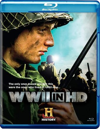 WWII in HD (2-Disc) (Blu-ray)