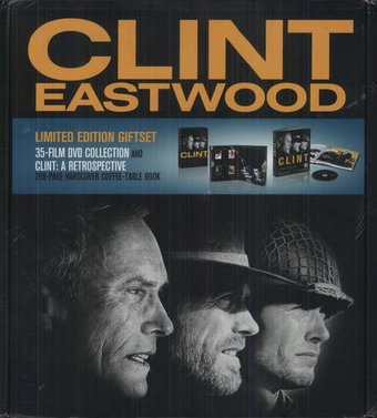 Clint Eastwood: 35 Films 35 Years (20-DVD)