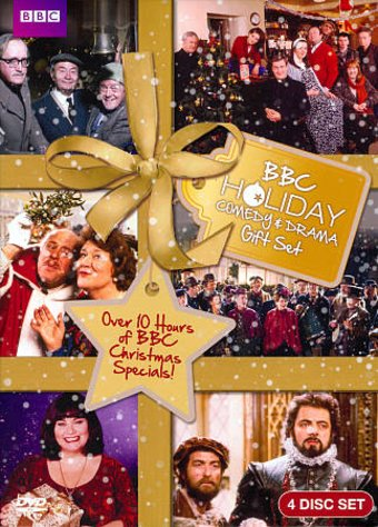 BBC Holiday Comedy & Drama Gift Set (4-DVD)