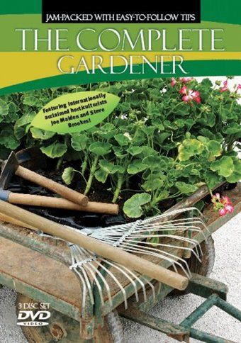 The Complete Gardener (3-DVD)