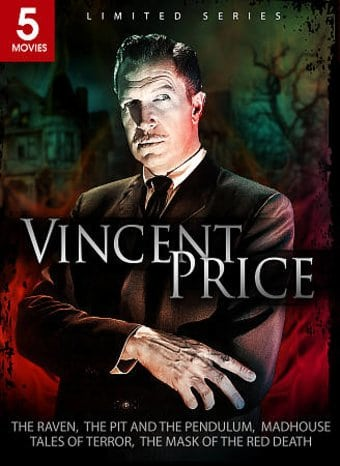 Vincent Price 5-Movie Gift Box (The Raven / The