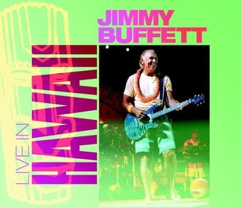 Jimmy Buffett Live In Hawaii 2 Cd 2005 Mailboat