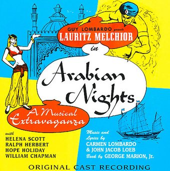 Arabian Nights [Original Cast Recording]