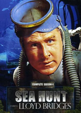 Sea Hunt - Season 4 (5-DVD)