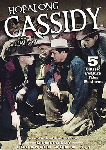 Hopalong Cassidy - Volume 7 (Border Vigilantes /