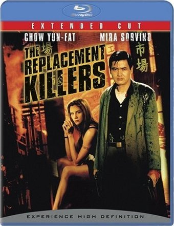 The Replacement Killers (Blu-ray)