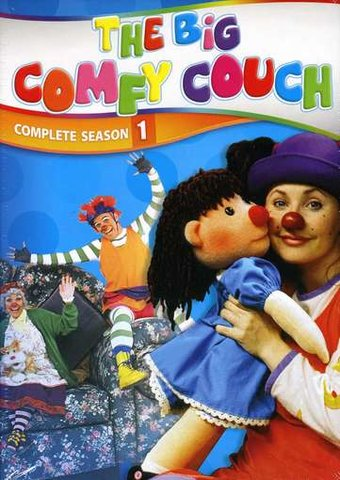 The Big Comfy Couch - Complete Season 1 (2-DVD)