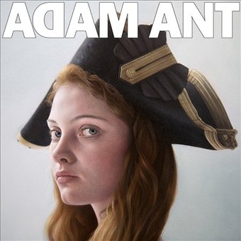 Adam Ant Is the BlueBlack Hussar in Marrying the