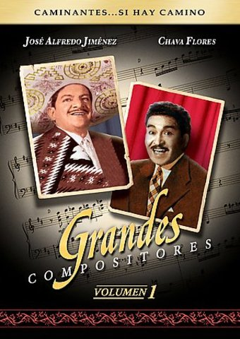 Grandes Compositores, Volume 1 (Jose Alfredo