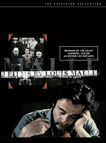 3 Films by Louis Malle (4-DVD)