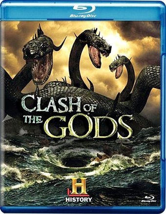 Clash of the Gods - Complete Season 1 (Blu-ray)