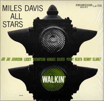 Walkin' (with The All-Stars)