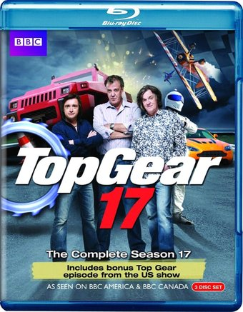 Top Gear - Complete Season 17 (Blu-ray)